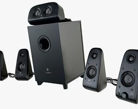 3D model Speakers Z 506 PC
