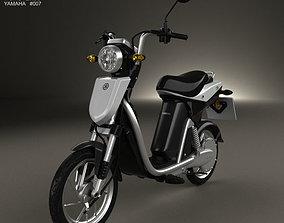 3D Yamaha EC-03 2013