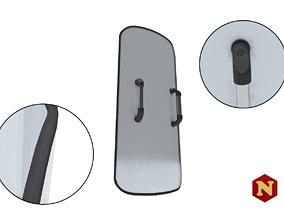 PACA Arrest Shield 3D model