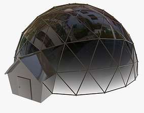 Geodesic Dome 3D
