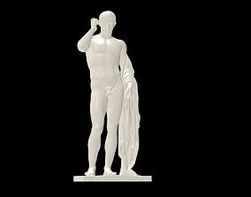 Marcellus as Hermes Logios 3D print model