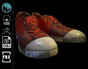 shoe-dirt 3D asset