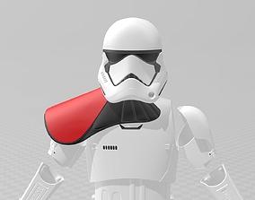 Star Wars TLJ Storm trooper Full 3D printable model 1