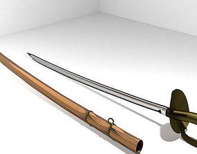 Sword - Sabre 3D