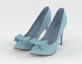 Women Shoes 3D model clothing