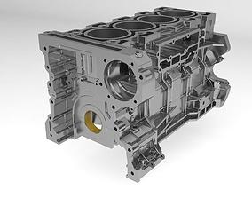 3D Engine block engine