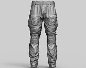 3D model Combat Pants