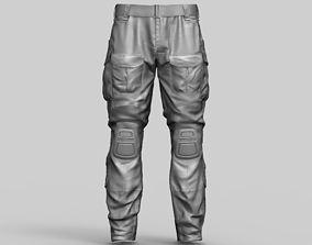 Combat Pants 3D