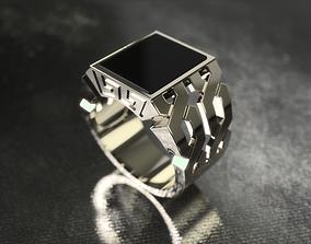 3D print model Ring 0214