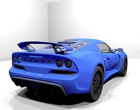 3D model Lotus Exige Cup v2