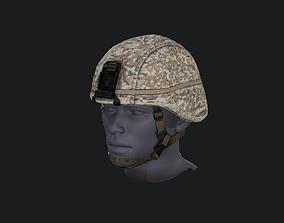 LightWeight helmet 3D model