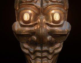 3D printable model Mask of Deceit