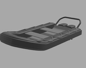 Dinghy 3D asset