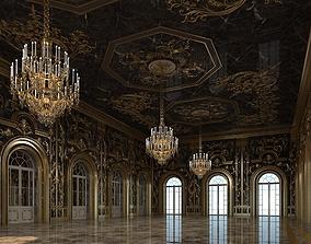 3D Classic Interior 313