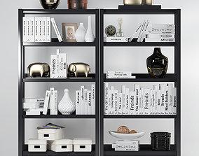 interior-design 3D model Display cabinet 3