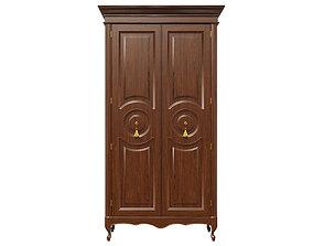 3D Classic cabinet 07 04