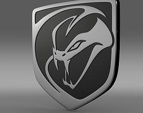 Dodge viper stryker 2013 3D