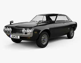 Toyota Celica 1600 GT Coupe 1973 3D