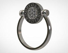 3D printable model Bvlgari Ring bvlgari