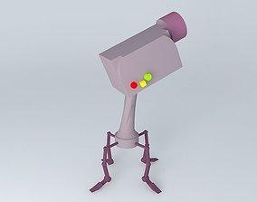 3D model Camerabot