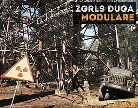 ZGRLS DUGA PRIPYAT CHERNOBYL - 2 GAME READY 3D model