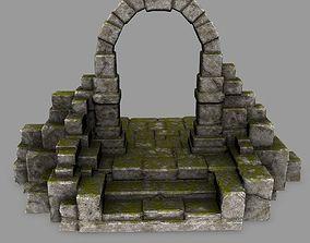 gate 8 3D asset