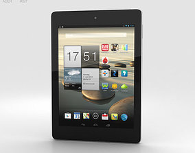 3D model Acer Iconia Tab A1-810 Black