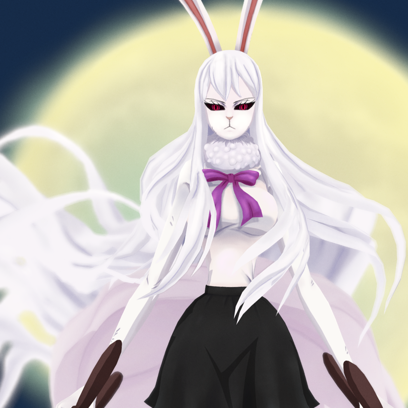 Carrot Sulong Form - One Piece