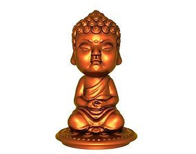 Thailand Buddha 3D print model