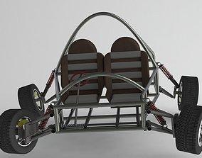 3D Off Road Vehicle