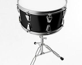 3D Snare Drum art