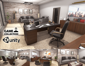 3D model Manager Office
