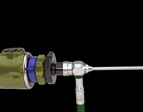 Endoscope 3D model