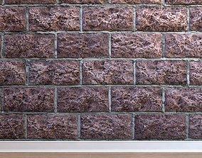 3D asset Stone cladding Stone 031