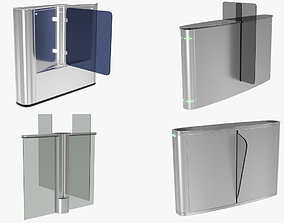 3D Turnstiles Collection