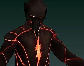 Rival concept art Version CW 3D model rigged