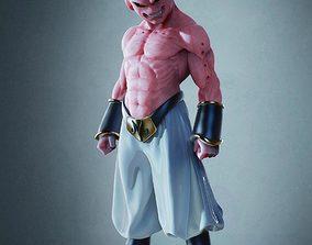 3D print model Majin Buu - Kid Buu Dragon Ball Z