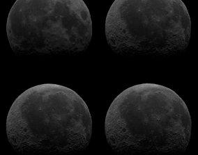 3D model Moon Pack