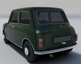 Mark I Mini 1959 3D