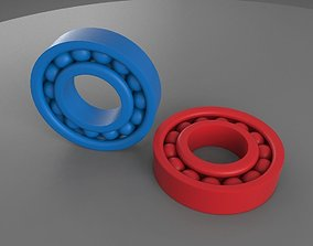 3D printable Ball Bearing