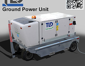 3D asset TLD Ground Power Unit