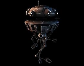 Probe Droid 3D model