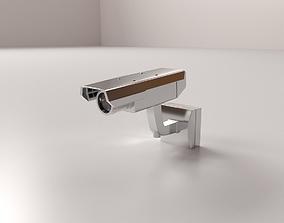 CCTV Camera 3D