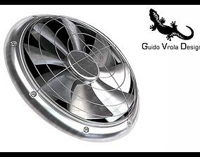Cooler fan 3D