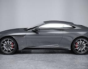 3D model Aston Martin DB11 V12 2018