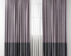 Curtain 139 3D model