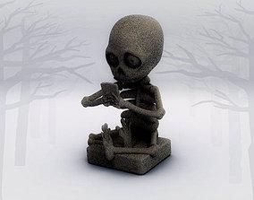 Endless Wassup Skeleton 3D print model