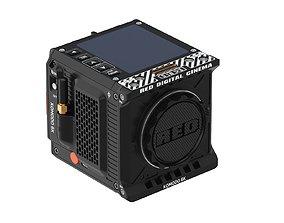 3D RED DIGITAL CINEMA KOMODO 6K Digital Cinema Camera