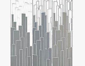 3D Brabbu Delphi Folding Screen