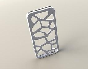 3D printable model iPhone 5 case Designer